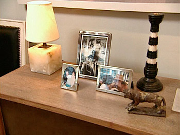 Nate Berkus recommends cool lamps.