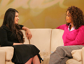 Crystal and Oprah