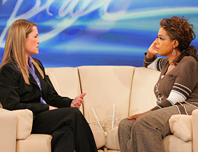 Jennifer and Oprah