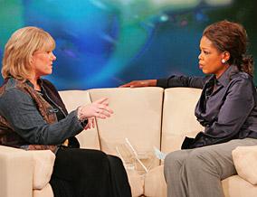 Kim and Oprah