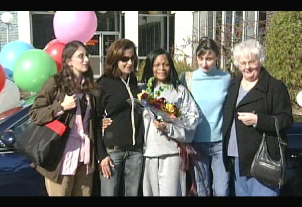 Denise, Danielle, Rashawnda, Deborah and Sylviane