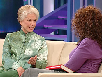 Oprah and Ellen Burstyn