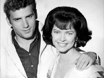 Ellen and Neil Burstyn