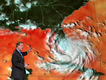 Al Gore on natural disasters