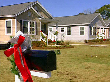 Tyler Perry has a million-dollar surprise for 15 families who needed a home for Christmas.