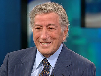 Music legend Tony Bennett