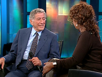 Tony Bennett on his best year ever