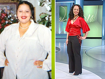 Alicia lost 137 pounds on Bob Greene's Best Life Diet.