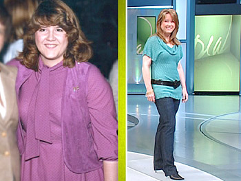 Cindy lost 100 pounds.