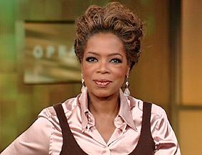 Oprah reveals surprising poll results.