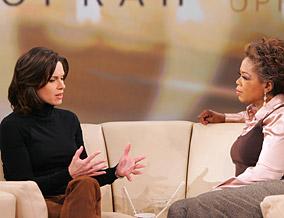Elizabeth Vargas tells Oprah about her decision