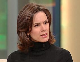 Elizabeth Vargas of ABC News