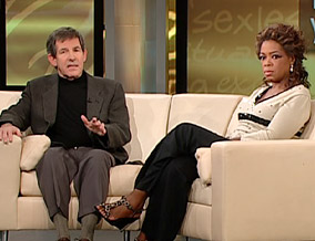 Gary Zukav and Oprah discuss marriage.