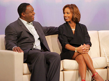 Holly and Rodney share what marriage has taught them.