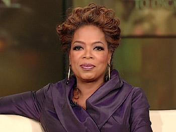 Oprah discusses her primetime Oscar special.