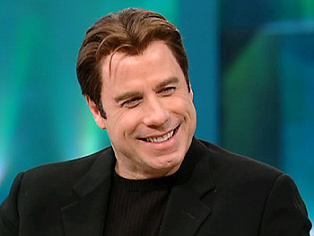 John Travolta talks about making 'Wild Hogs'.