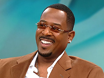 Martin Lawrence makes his Oprah Show debut.