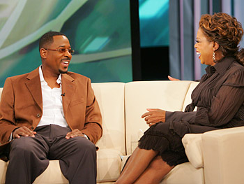 Martin Lawrence talks about his health scare.