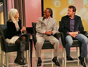 James, Rhonda and Michael