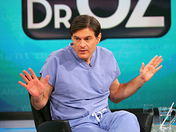Dr. Oz says anti-cellulite treatments don't really work.