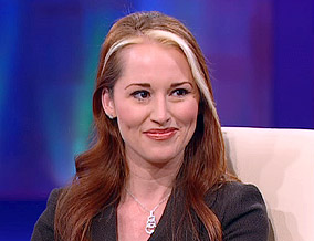 Medium Allison DuBois helps solve crimes.