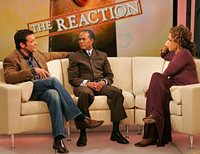 James, Michael and Oprah