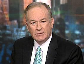 Bill O'Reilly wants to put predators behind bars.