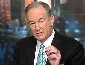 Bill O'Reilly responds to Senator Sears's statement.