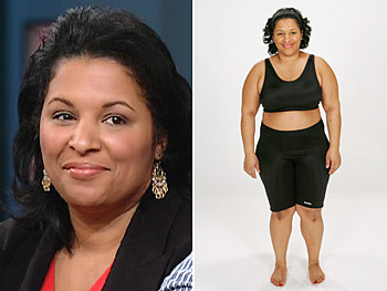 Tori shares her lifelong struggle with weight.