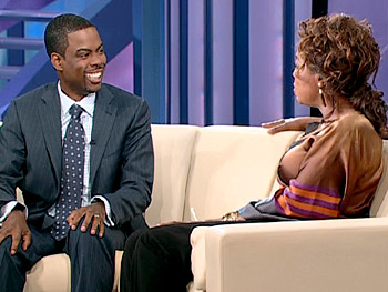 Chris Rock discusses his inspiration for 'I Think I Love My Wife.'