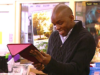 Philip assigned his class of inner city boys to read Sidney's book.