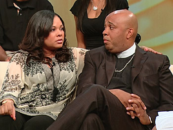 Rev Run and Justine