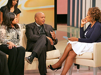 Rev Run and his family give each other strength.