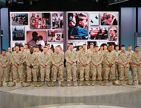 The Marines of Alpha Company