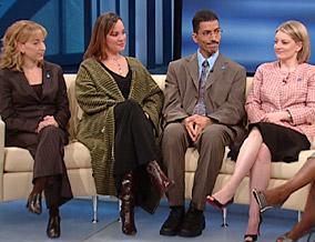 Alison, Michele, Jesse and Katie