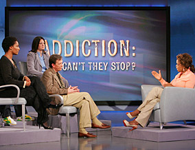 Five addicts tell their stories.