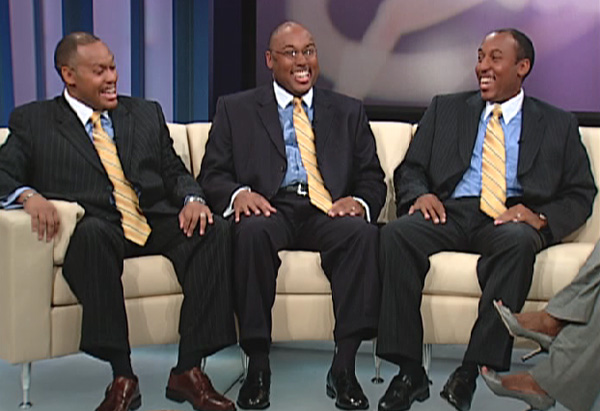 The Martin triplets
