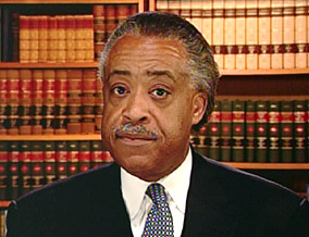 The Reverend Al Sharpton