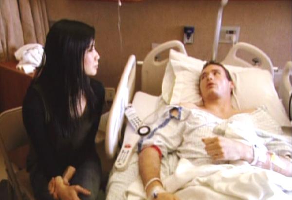 Colin Goddard tells Lisa Ling his story of survival.