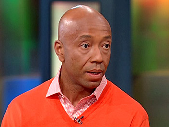 Russell Simmons says hip-hop is a spiritual community.