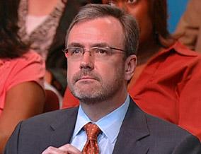 NBC News president Steve Capus