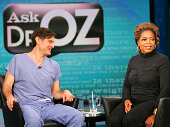 Dr. Oz on vacation constipation