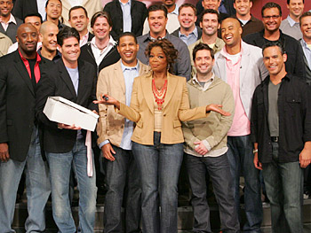 Oprah introduces some of America's most eligible bachelors.