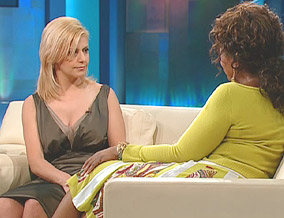Dina Matos McGreevey and Oprah