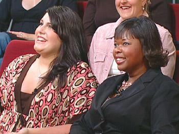 Ashtian and Mrs. Adeniyi take their seats.