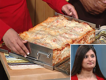 Aneela's Lock 'N' Bake Baking Pan