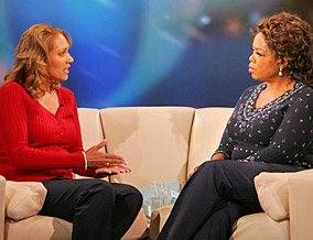 Susan talks about her past with Oprah.