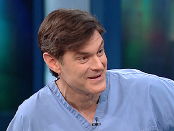 Dr. Oz says having sex more often can reduce signs of aging.