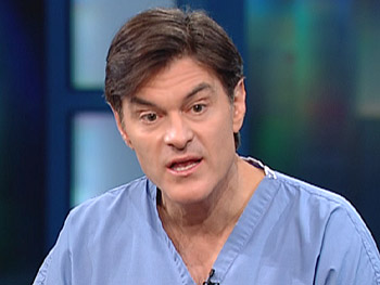 Dr. Oz reveals the best way to remove a tick.