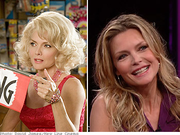 Michelle Pfeiffer talks about playing Velma Von Tussle.